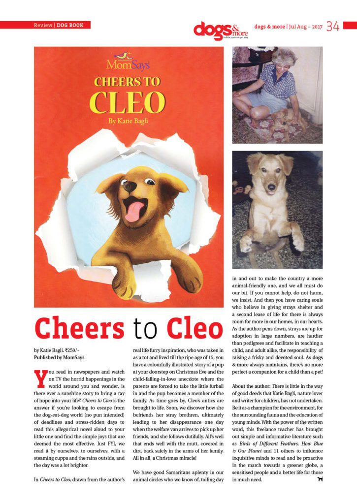 Book review of Cleo
