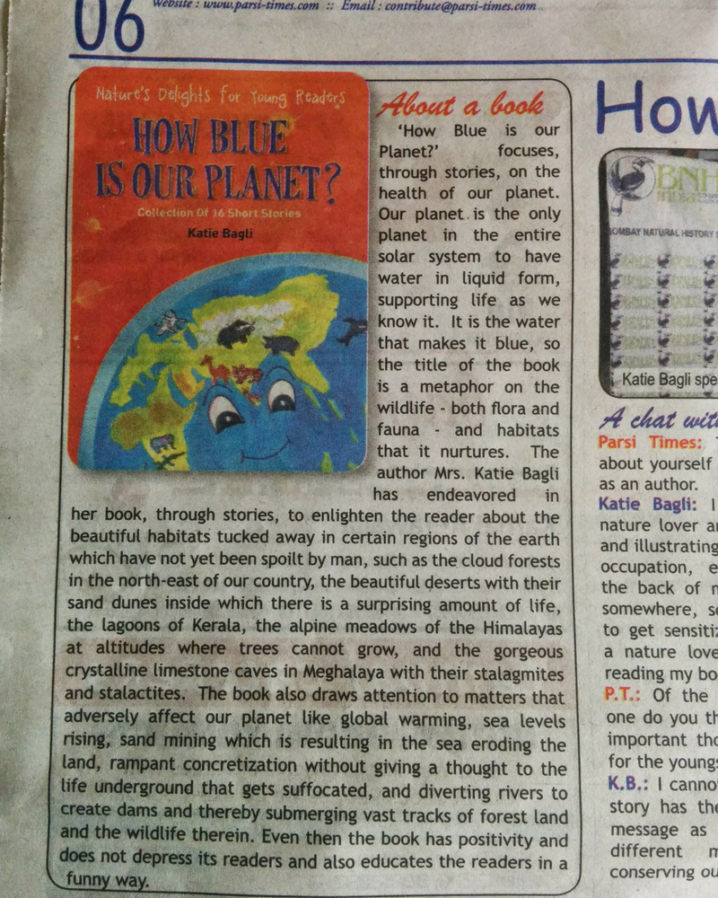 Parsi Times Review